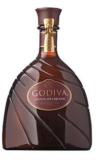 Godiva Liqueur Dark Chocolate 750ml